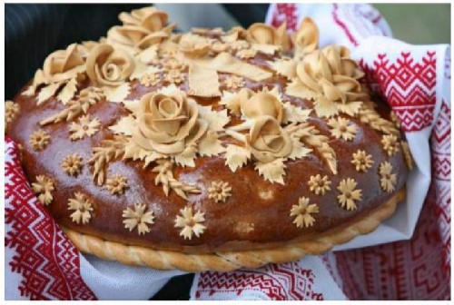 1 августа - День хлеба картинки