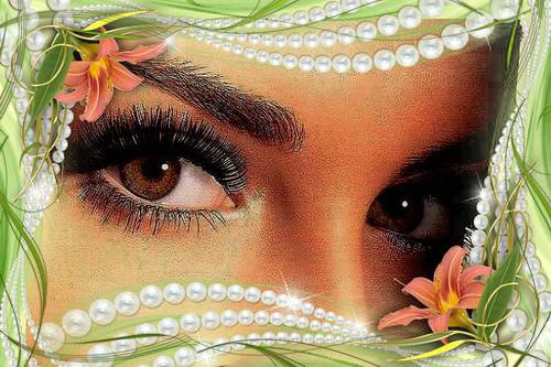 Поздравления с Международным днем карих глаз