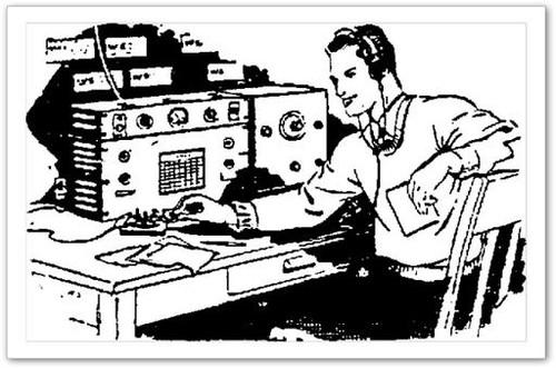 Для папы, открытки радиолюбителя