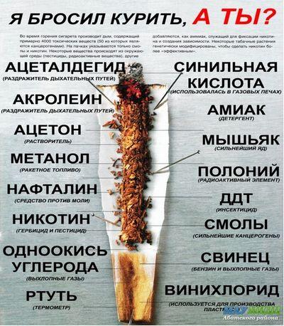 поздравление для тех кто бросил курить следствие получили быстрый
